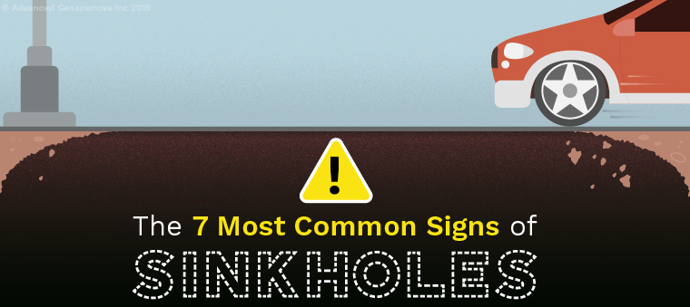 AGI Blog The 7 Most Common Signs of Sinkholes