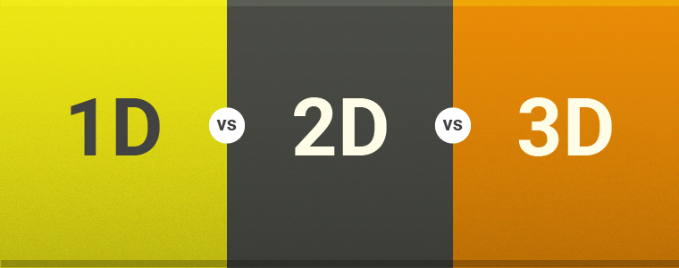 AGI Blog - How do 1D, 2D, and 3D surveys compare?