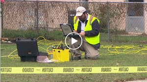 SuperSting Electrical Resistivity Imaging Following a Florida Sinkhole That Swallows Man