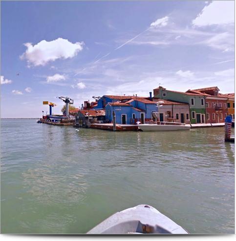 AGI Case History - Venice Marine Study - Venice Lagoon