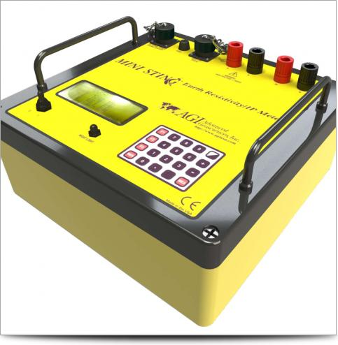 MiniSting Instrumento Geofísico de Resistividad/PI