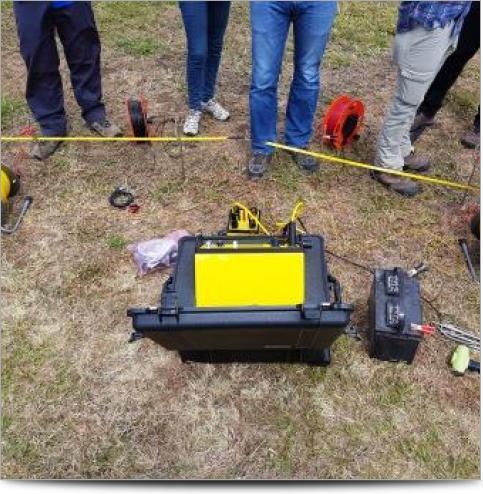 Field Survey Layout