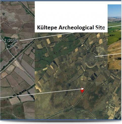 Kultepe Archeological Survey - Archeological Site