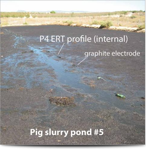 Pig Slurry Pond 5