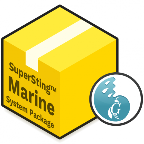 R8 System Package Marine