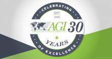 AGI Blog | AGI Celebrating 30 Years of Excellence