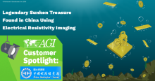 Legendary Sunken Treasure Found in China with Electrical Resistivity Imaging