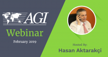 AGI February 2019 AMA Webinar hosted by Hasan Aktarakci