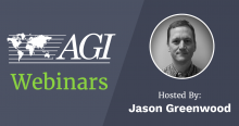 AGI January AMA Webinar hosted by Jason Greenwood