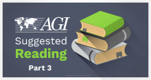 AGI Suggested Reading Part 3