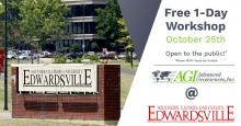 Free 1 Day workshop at SIUE
